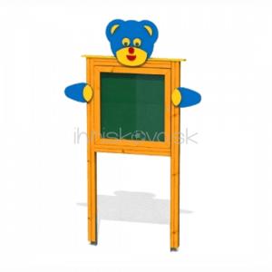Informačná tabuľa Medvedík