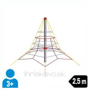 Pyramída – výška 2.5 m