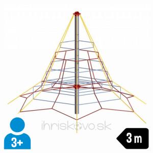 Pyramída - výška 3 m
