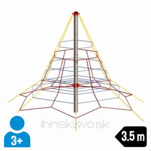 Pyramída – výška 3.5 m