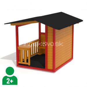 Veľký detský domček