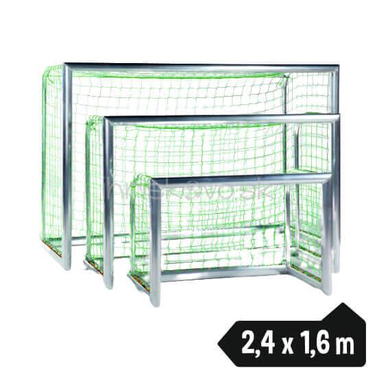 Tréningová minibránka 2.4 x 1.6 m
