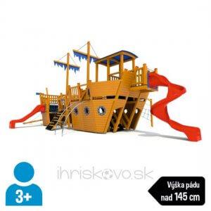 Multifunkčná zostava Námorná loď