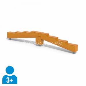 Balančné schody (dĺžka 2 m)