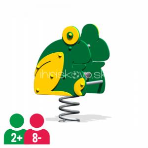Pružinová hojdačka Žabka