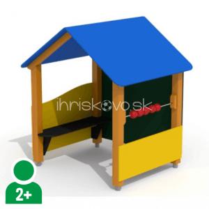Herný domček s počítadlom