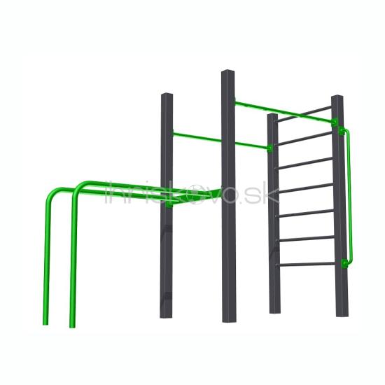 Workout zostava celokovová W